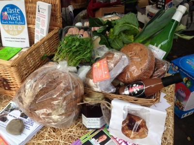 October hamper