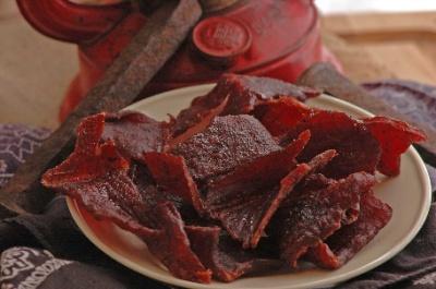 Teriyaki Beef Jerky from British Biltong Co